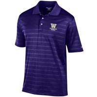 University of Washington Men's Polo Champion Textured Solid Polo