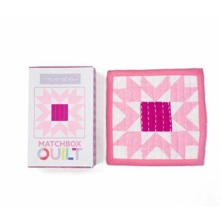 No 9~Violet Matchbox Quilt Kit by Moda Fabrics - Halloween Pops Quilt Kit