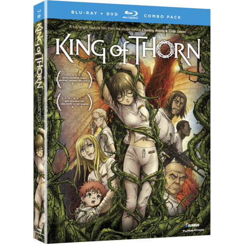 King Of Thorn (Japanese) (Blu-ray   DVD)