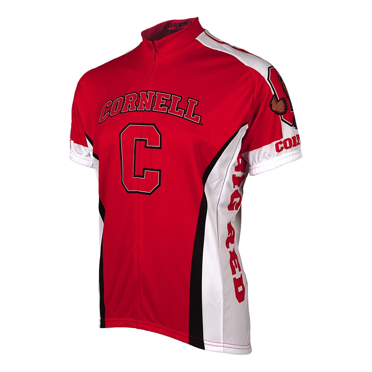 Adrenaline Promotions Cornell University Bears Cycling Jersey
