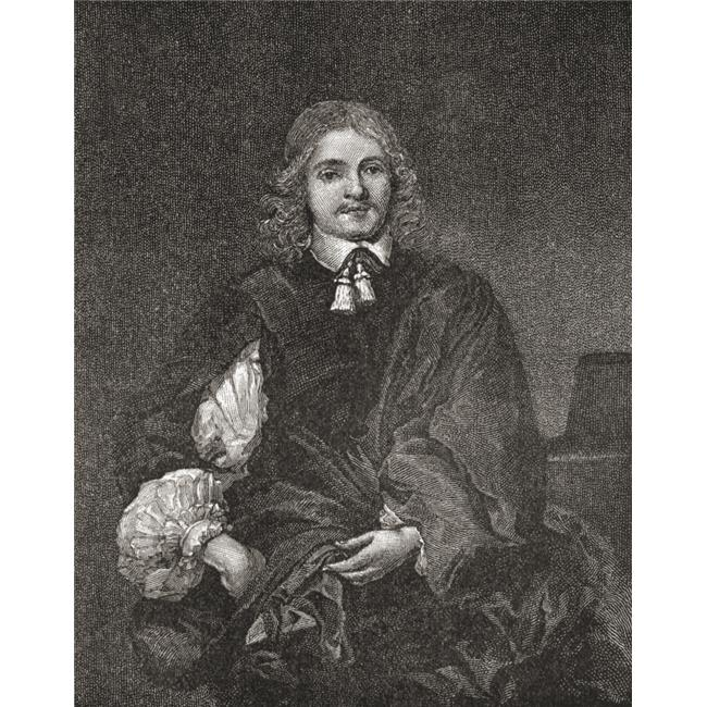 Posterazzi DPI1877655LARGE Lucius Cary, 2nd Viscount Falkland, C. 1610 to 1643 English Politician, Soldier & Author From The Book Short History of The English People by J.R. Green Publishe - image 1 of 1