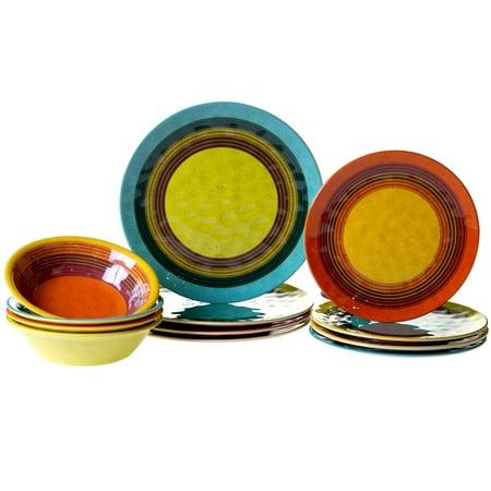 Sedona 12 pc Dinnerware Set