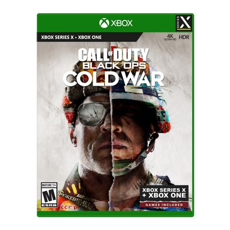Call of Duty: Black Ops Cold War, Activision, Xbox Series X