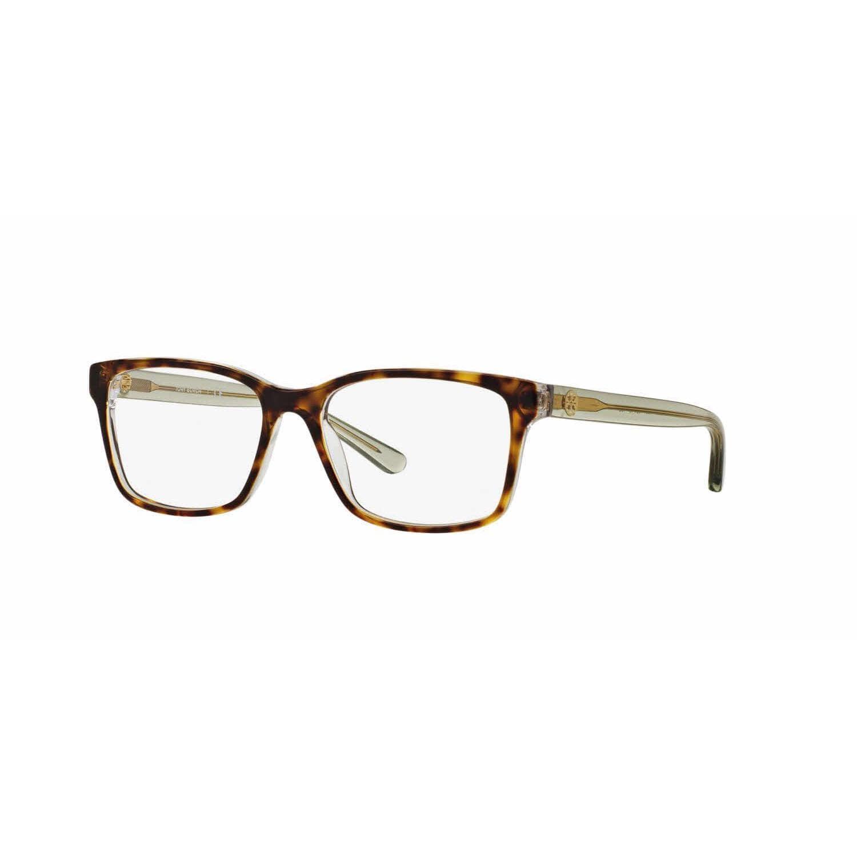d6ecf08dbf TORY BURCH Eyeglasses TY2064 1561 Crystal Tortoise Bottle Green 50MM -  Walmart.com