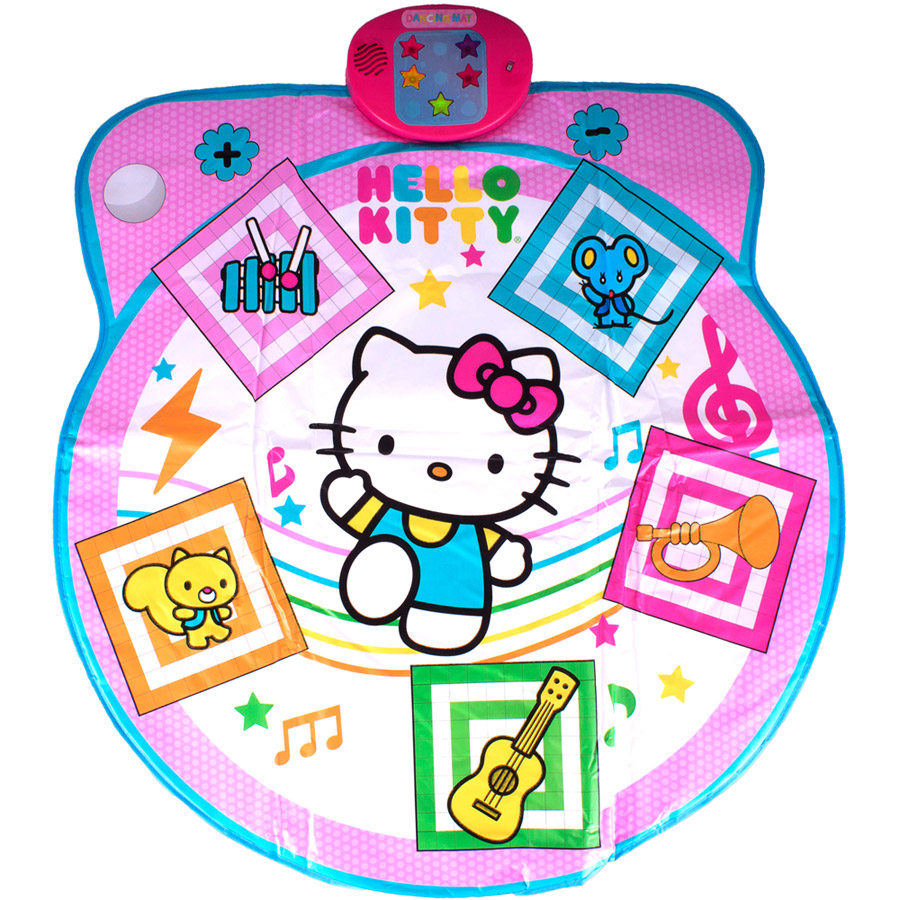Sakar Hello Kitty Dancemat