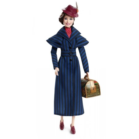 Disney Mary Poppins Returns Mary Poppins Arrives Barbie Doll - Mary Poppins Custome