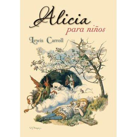 Alicia Para Ninos