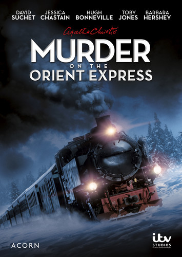 Agatha Christie's Poirot: Murder On The Orient Express by