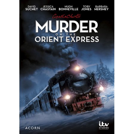 Agatha Christie's Poirot: Murder On The Orient Express - Halloween Party Agatha Christie Movie