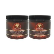 "As I Am Coconut Cowash Cleansing Conditioner 16oz ""Pack of Two"""