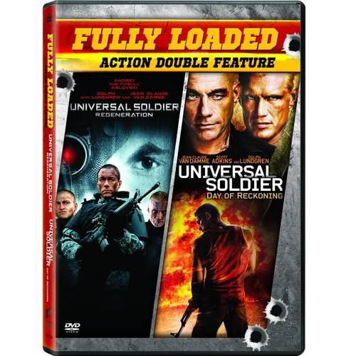 Fully Loaded Action Double Feature: Universal Soldier: Regeneration / Day Of Reckoning (Anamorphic Widescreen)