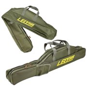 Folding Storage Bag Large Capacity Portable Durable Waterproof Protective Case for Fishing Rod Accessories