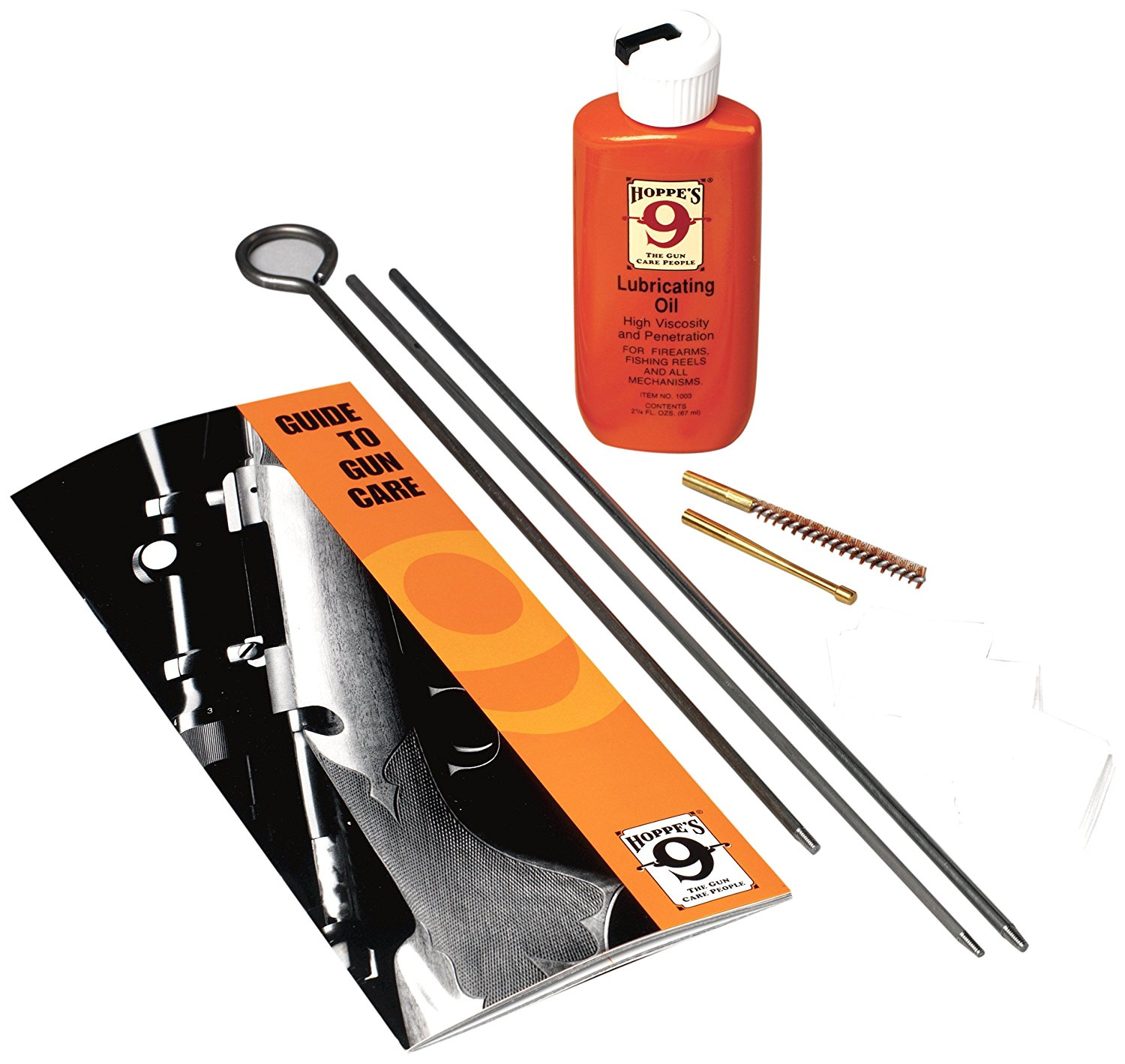 Air Pistol and Air Rifle Maintenance Kit, 44 Competition 45 New Slow shooting Rods 25Yards Modern 10X12Inch 357 Pistol... by