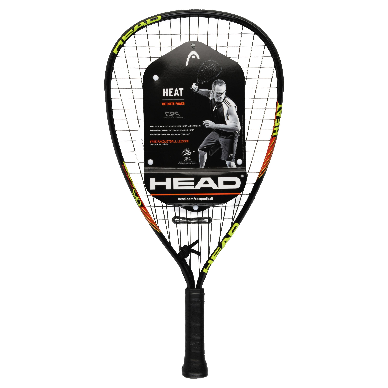 HEAD CPS Heat Racquetball Racquet