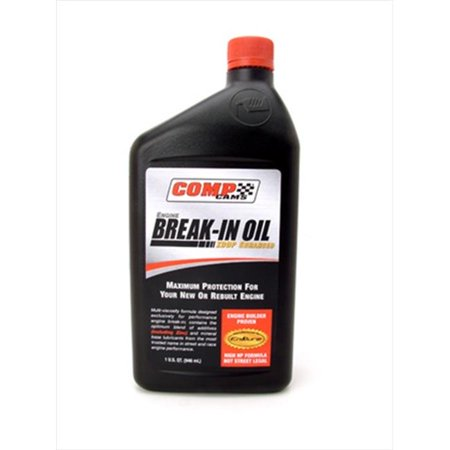 COMP Cams 159112 Engine Break-In Oil 15W-50 12 Case ()