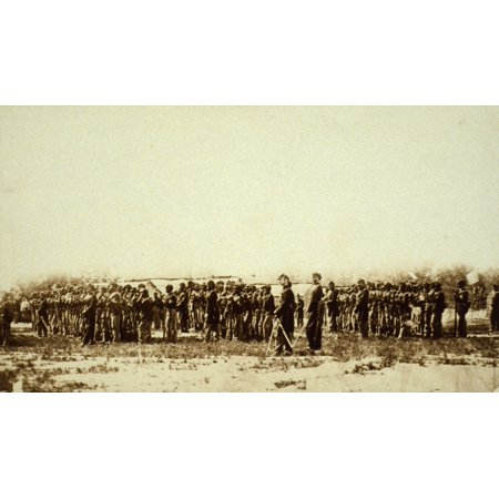 1St Us Colored Infantry Poster Print