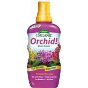 (2 Pack) Espoma Organic Orchid! Bloom Booster Plant Food, 8 oz Concentrate
