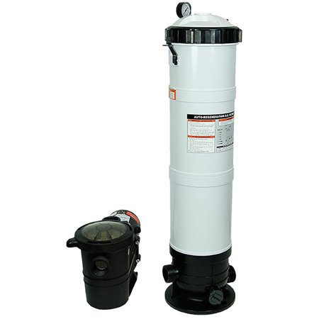 Rx Clear De Element In Ground Swimming Pool Filter System