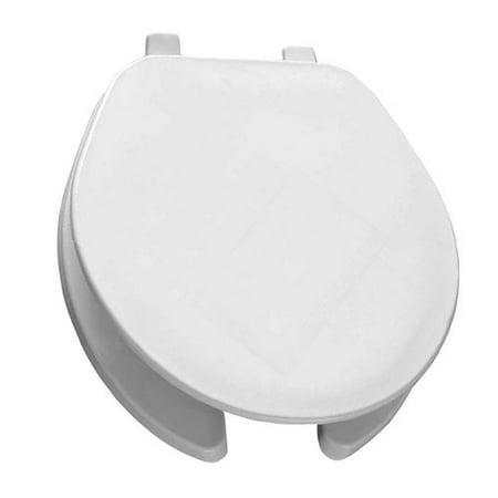 Amazing Bemis Plastic Round Toilet Seat Dailytribune Chair Design For Home Dailytribuneorg