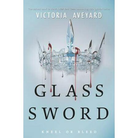 Glass Sword (Red Guardian Fantasy Sword)