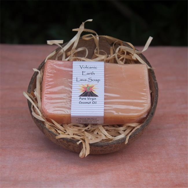 Volcanic Earth CSLL 95 g Organic Coconut Soap