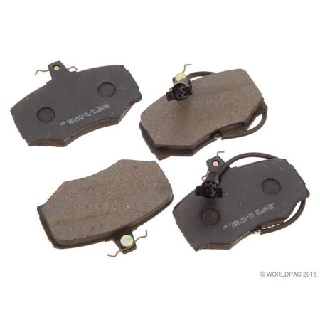 PBR W0133-1617053 Disc Brake Pad for Jaguar Models