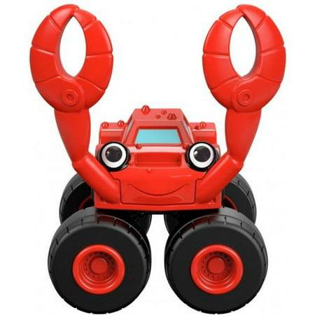 Fisher-Price Nickelodeon Blaze And The Monster Machines Crab