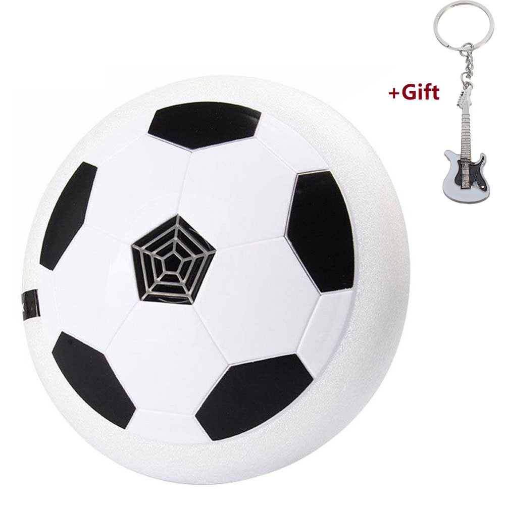 Hover Ball Toys for Kids -Air Power Soccer Disc Hover Soccer Football with Powerful LED... by