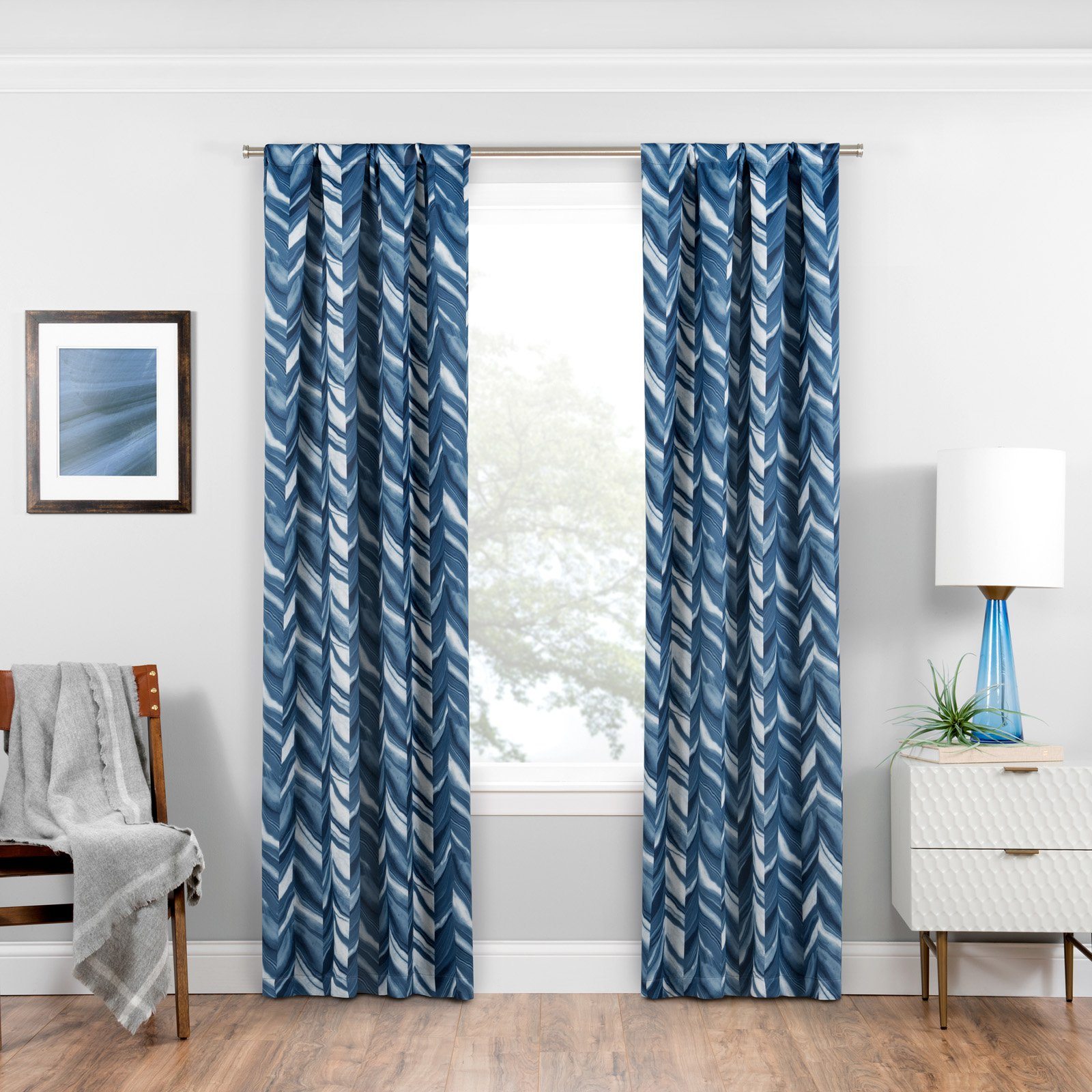 Eclipse Haley Blackout Curtain Single Panel