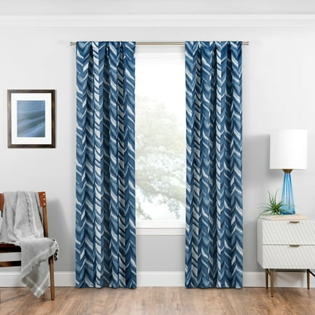 Eclipse Haley Blackout Curtain Single Panel ()