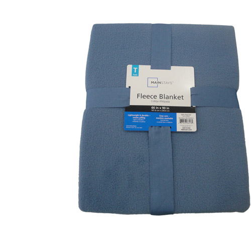 Mainstays Fleece Blanket