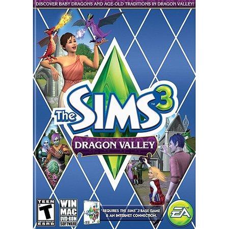 14d12cd18f4c The Sims 3 Dragon Valley - PC Mac - Walmart.com