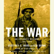 The War - Audiobook