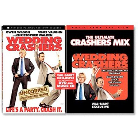 Wedding Crashers With Soundtrack Exclusive Unrated Widescreen