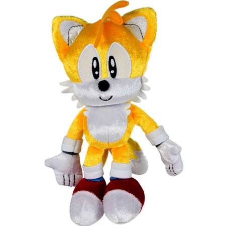 Sonic The Hedgehog 25Th Anniversary Tails Plush