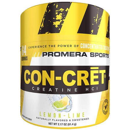 Promera Health - Con-Cret Creatine HCl Micro Dosing Bonus Size Lemon Lime 750 mg. - 2.33