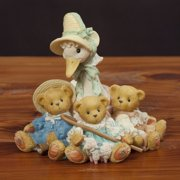 Mother Goose And Friends Friends Of A Feather Flock Together 154016 By Cherished Teddies