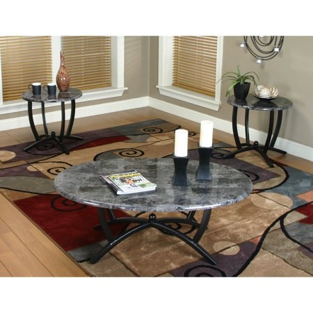 Fantastic Sunset Trading Sierra 3 Piece Coffee Table Set Beutiful Home Inspiration Xortanetmahrainfo