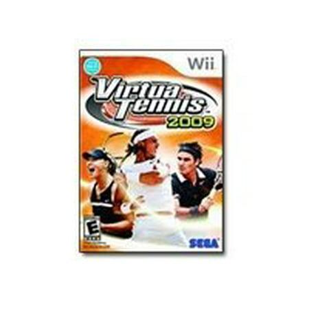 Virtua Tennis 2009 - Wii ()
