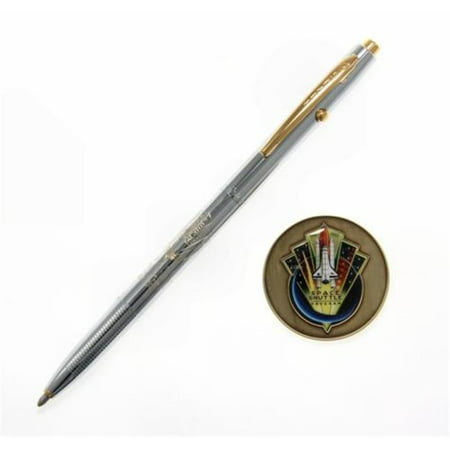 Fisher Space Shuttle Program Commemorative Edition Space Pen & Coin
