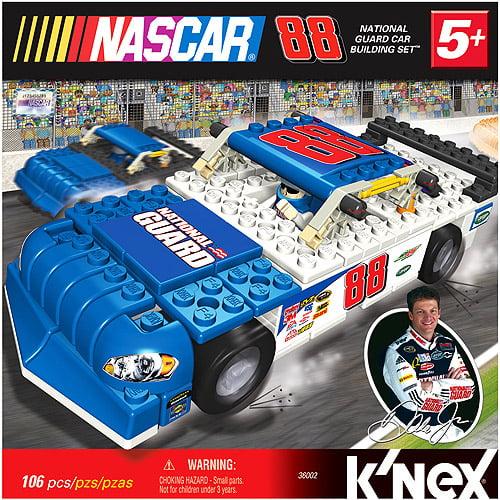 K'NEX Nascar #88 National Guard Car - Dale Earnhardt, Jr.