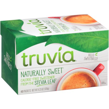 Truvia ® Natural Sweetener 40 ct Box