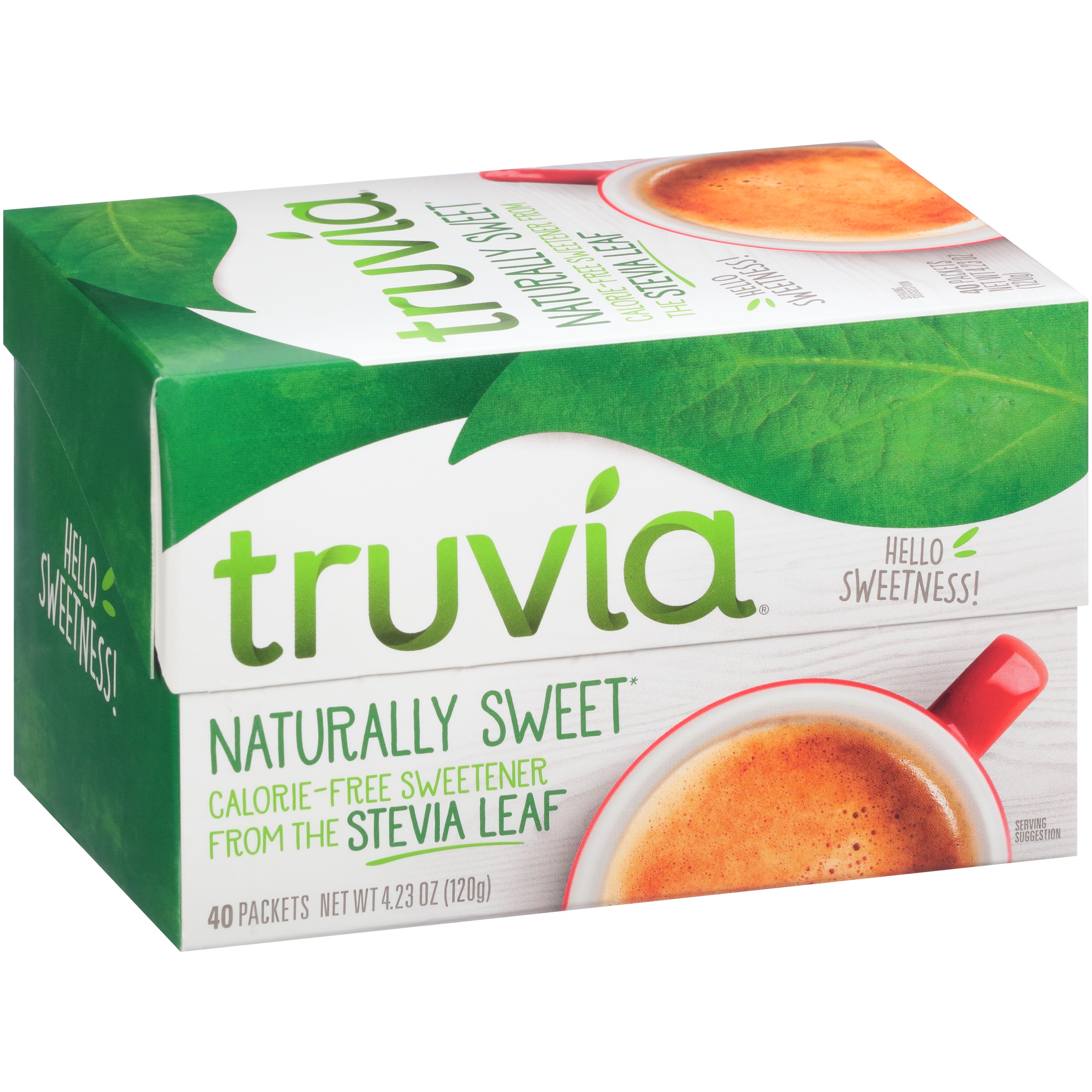 Truvia® Natural Sweetener 40 ct Box