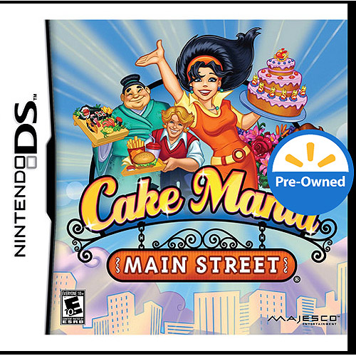 Cake Mania Main Street (ds) - Pre-owned