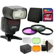 Best Flash For Nikon 5300s - Nikon AF Speedlight SB-700 Shoe Mount Flash Review