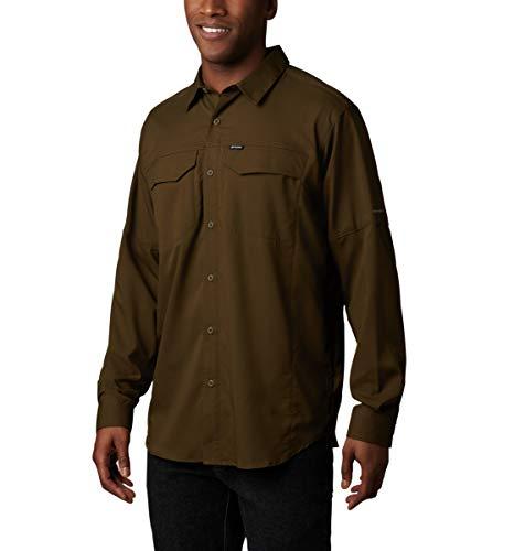 Columbia Mens Silver Ridge Iite Long Sleeve Shirt
