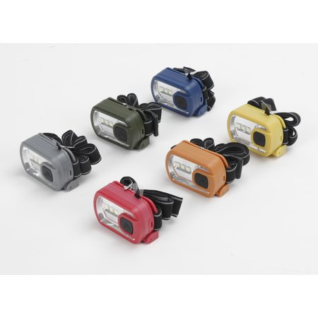 Ozark Trail 3-LED Headlamp