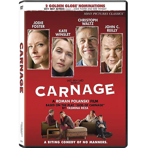 Carnage (2011) (Anamorphic Widescreen)