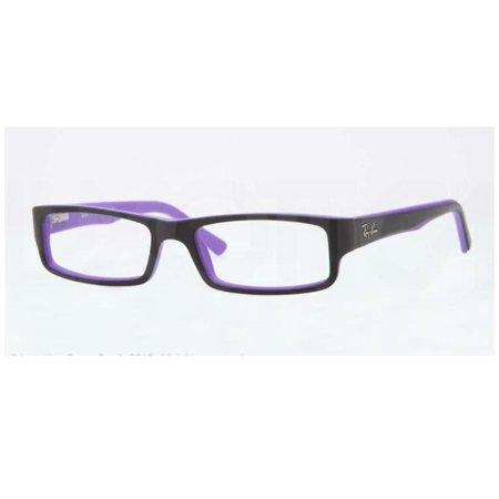 adf4c2d4afa Eyeglasses Ray-Ban Optical RX 5246 5223 TOP BLACK ON MATTE VIOLET ...
