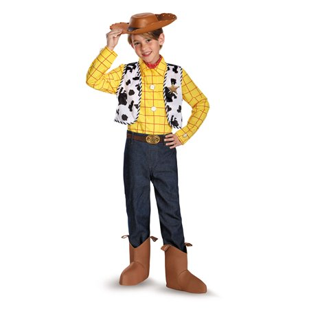 Child Boy Toy Story Woody Prestige Costume by Disguise 67915